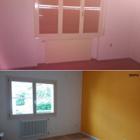continuano i lavori di ristrutturazione finalizzati al risparmio di un fabbricato sito in Cornuda - Treviso