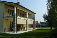 casa privata di nuova costruzione: impresa edile deon group istrana treviso