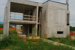 casa privata di nuova costruzione a montebelluna (treviso) costruzioni edili deon group istrana (tv)