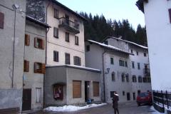 il residence trevalli di caprile (bl) prima dell'opera di restauro dell'impresa edile deon group