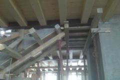 impresa di costruzioni deon group di istrana (tv) restauro residence a caprile