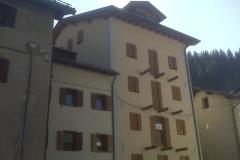 il residence trevalli di caprile (bl) dopo il lavoro di restauro realizzato dall'impresa edile deon group di istrana